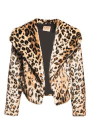 Chaser Faux Fur Jacket - Product Mini Image