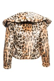 Chaser Faux Fur Jacket - Front full body