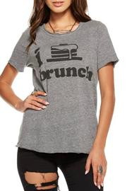 Chaser I Heart Brunch Tee - Product Mini Image