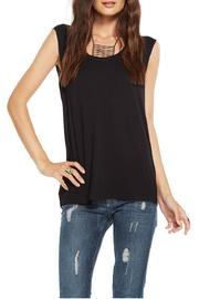 Chaser Scoop Neck Tee - Product Mini Image