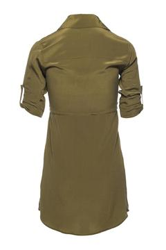 Shoptiques Product: Silk Shirt Dress