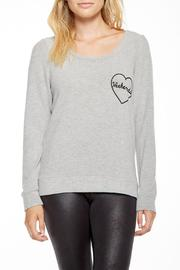 Chaser Weekend Love Pullover - Product Mini Image