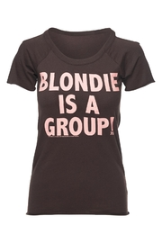 Chaser LA Blondie Graphic Tee - Product Mini Image