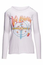 Chaser LA Def Leppard Armageddon Top - Product Mini Image