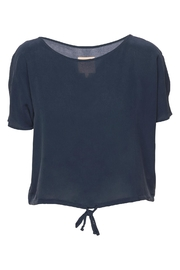 Chaser LA Drawstring Dolman Top - Product Mini Image