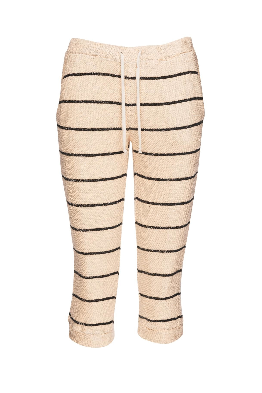 Chaser LA French Terry Beige Jogger - Main Image