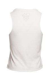 Chaser LA Marrakesh Tie Front - Front full body