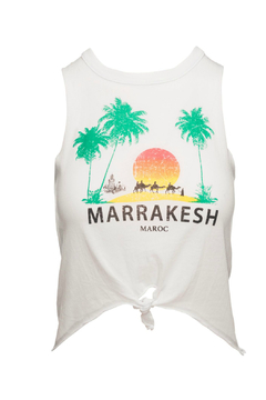 Chaser LA Marrakesh Tie Front - Product List Image