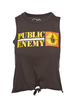 Chaser LA Public Enemy Muscle Tee - Product List Image