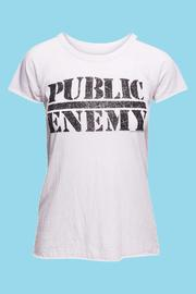 Chaser LA Public Enemy Graphic Tee - Product Mini Image