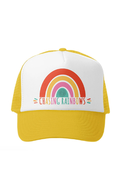 Grom Squad Chasing Rainbows Trucker Hat - Product List Image