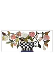 Rachel Cordaro Chatham Rose Print - Front cropped