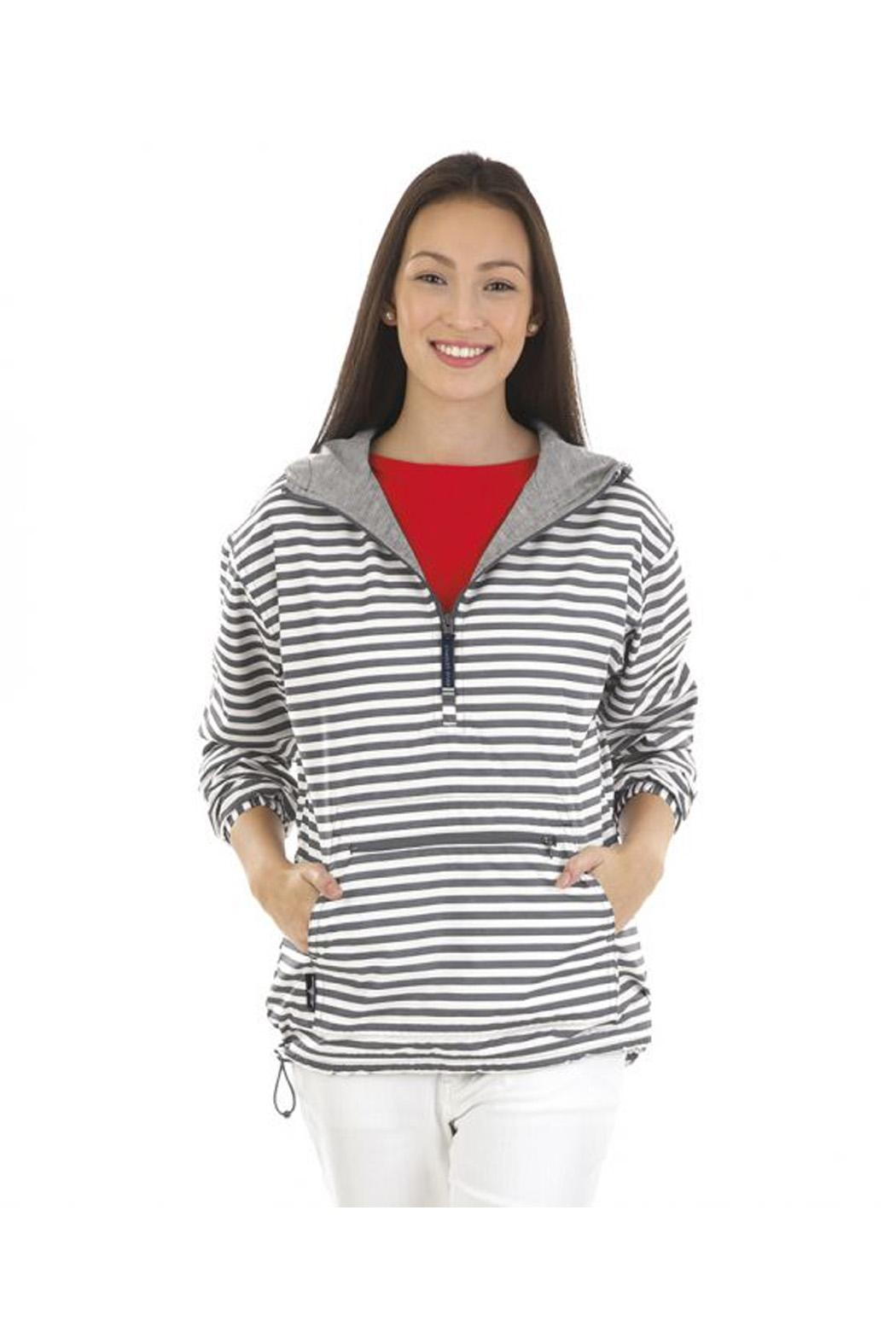Charles River Apparel Chatham's Anorak - Front Cropped Image