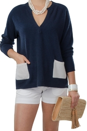 Cortland Park Cashmere Chatham Sweater - Product Mini Image