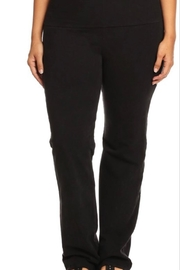 Chatoyant  Bootcut  Mineralwashed Leggings-Plus - Product Mini Image