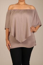 Chatoyant  Butterfly Top - Side cropped
