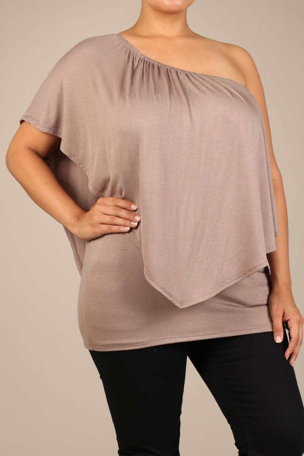 Chatoyant  Butterfly Top - Front Full Image