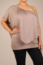 Chatoyant  Butterfly Top - Front full body