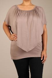 Chatoyant  Butterfly Top - Front cropped