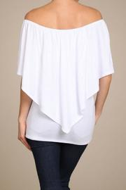 Chatoyant  Convertible Top - Back cropped