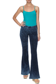 Shoptiques Product: Galaxy Bell Bottoms - Front full body