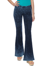 Chatoyant  Galaxy Bell Bottoms - Front cropped
