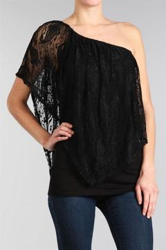Chatoyant  Lace Convertible Top - Alternate List Image