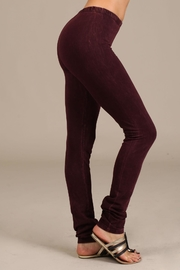 Chatoyant  Mineral Wash Leggings - Side cropped