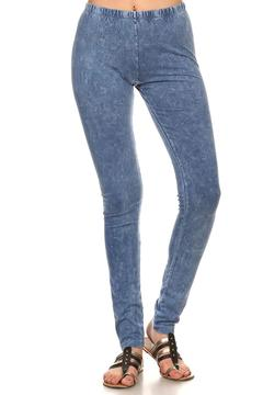 Chatoyant  Mineral Wash Leggings - Product List Image
