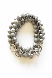 Chavez for Charity Counting Bead Bracelet - Front cropped