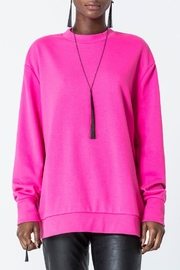 Cheap Monday Con Arched Logo Sweat - Product Mini Image