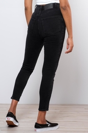 Cheap Monday Donna High Rise Denim - Back cropped