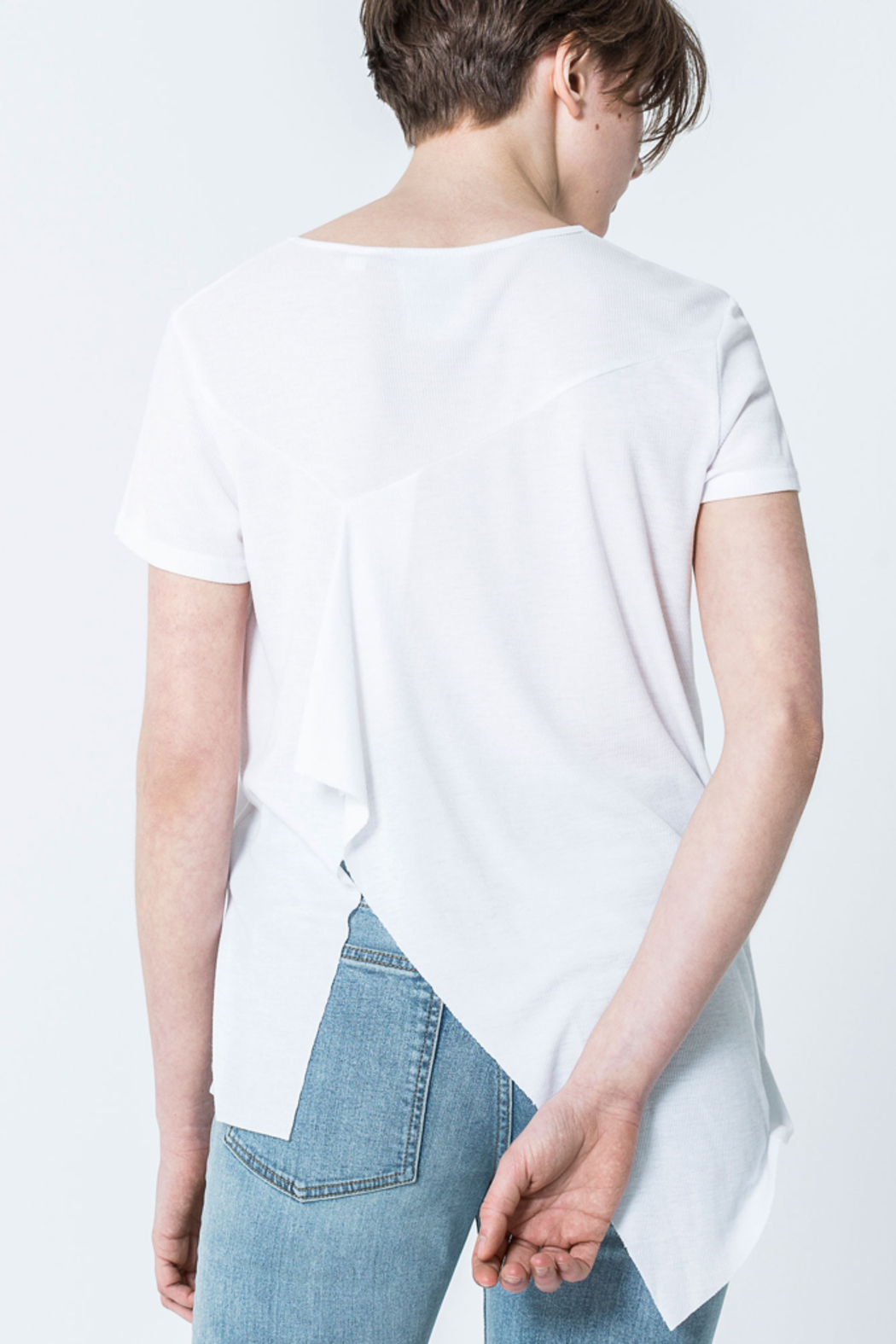 Cheap Monday Intention Top - Back Cropped Image