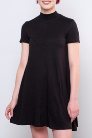Cheap Monday Mock Neck Dress - Front full body