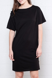 Cheap Monday Pleated Shirt Dress - Front full body