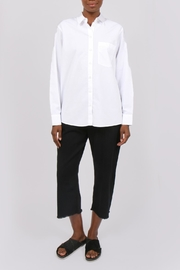 Cheap Monday White Button Down Top - Product Mini Image