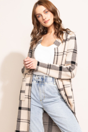 Pink Martini Check Her Out Sweater - Product Mini Image