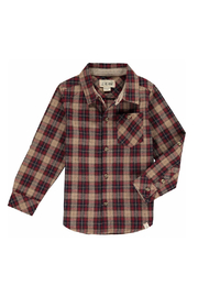 Me & Henry Check Shirt - Front cropped