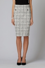 Joseph Ribkoff Check Skirt - Product Mini Image