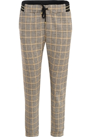 Summum Check Trousers - Product Mini Image