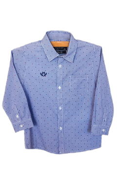 Shoptiques Product: Checked Star Shirt