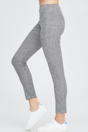 TIMELESS Checker Pants - Side cropped