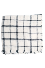 May 23 Checkered Blanket Scarf - Product Mini Image