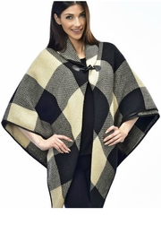 Giftcraft Inc.  Checkered Cape - Product Mini Image