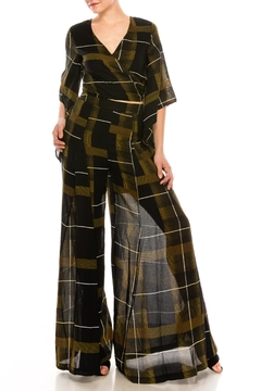 L'atiste Checkered Pant Set - Product List Image