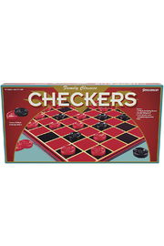 Continuum Games Checkers - Product Mini Image