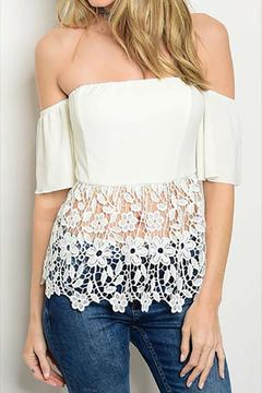Shoptiques Product: Ashley Top
