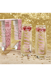 The Birds Nest CHEERS FLUTES - Product Mini Image