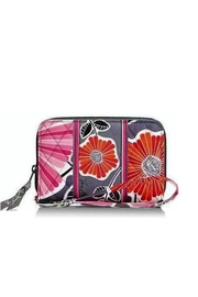 Vera Bradley Cheery Blossoms Wristlet - Product Mini Image