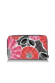 Vera Bradley Cheery Blossoms Zip-Around - Product Mini Image